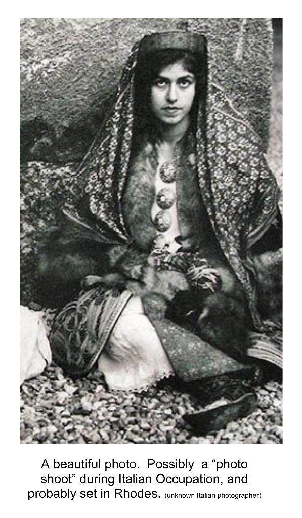 Lady in Rhodes